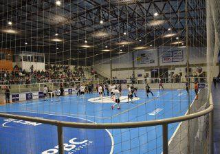 Campeonato Municipal de Futsal teve início na última sexta-feira