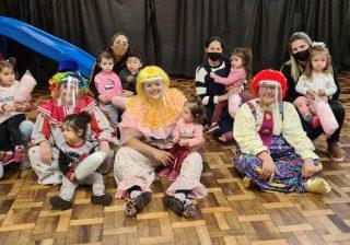 Escolas Municipais desenvolveram programação especial em comemoração ao Dia das Crianças