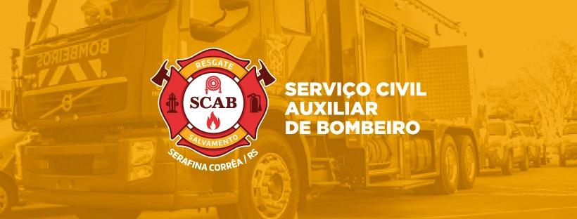 SCAB abre inscrições para novos bombeiros civis em Serafina Corrêa