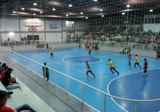 Campeonato Municipal de Futsal inicia amanhã – Confira a Tabela de Jogos