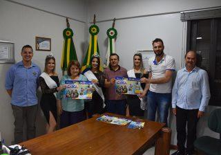 Comitiva da 5ª ExpoCasca visitou Serafina Corrêa