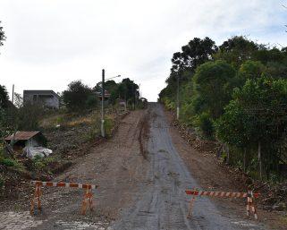 Rua Valentim Zanela receberá pavimentação
