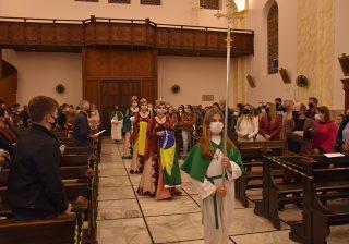 Tradicional Missa In Talian foi celebrada em comemoração ao 61º Aniversário de Serafina Corrêa