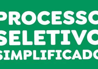 Processo Seletivo Simplificado para contratação de psicólogo e atendente de farmácia