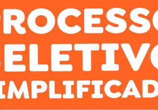 Estão abertas as inscrições para o Processo Seletivo Simplificado para professor
