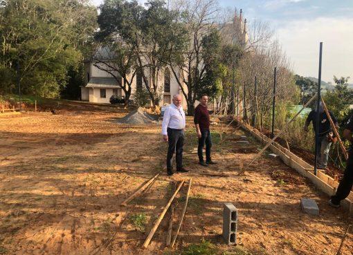 Comunidade de Silva Jardim receberá quadra esportiva recuperada