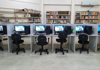 Telecentro Municipal é equipado com 6 novos computadores