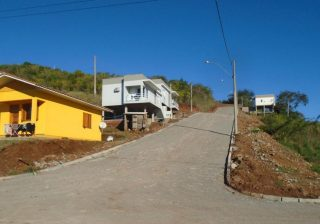 Seguem as melhorias de infraestrutura no Loteamento Popular Santa Rita