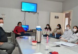 Equipes de saúde das UBSs trabalham para aperfeiçoar registros nos sistemas do SUS